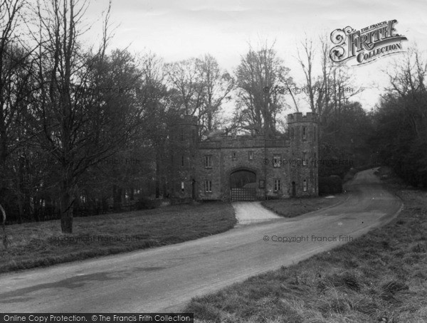 Photo of Arundel, Entrance To Castle c.1960