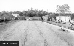Arundel, Fitzalan Swimming Pool c.1960
