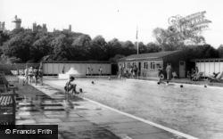 Arundel, Fitzalan Swimming Pool c.1960