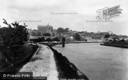 Arundel, From The River Arun 1900