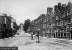 Arundel, High Street 1900
