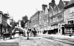 High Street 1902, Arundel