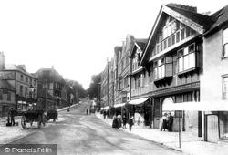 High Street 1906, Arundel