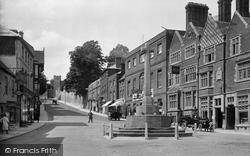 High Street 1923, Arundel