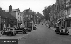 High Street c.1955, Arundel