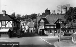 Arundel, High Street c.1960