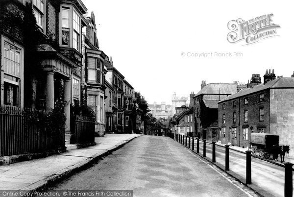 Photo of Arundel, Maltravers Street 1906