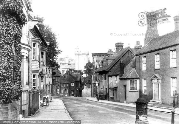 Arundel, Maltravers Street 1906