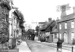 Maltravers Street 1906, Arundel