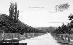 Arundel, Mill Road 1898