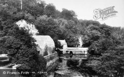 Arundel, Mill Stream 1898