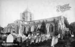 Parish Church Of St Nicholas 1898, Arundel