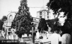 Arundel, Parish Church Of St Nicholas 1898