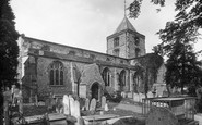 Arundel, Parish Church Of St Nicholas 1923