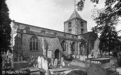 Parish Church Of St Nicholas 1923, Arundel