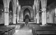 Arundel, Parish Church Of St Nicholas 1923