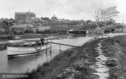 River Arun 1928, Arundel