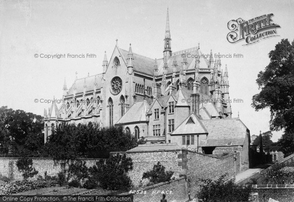 Photo of Arundel, St Philip Neri Roman Catholic Church 1898