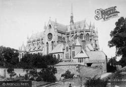 Arundel, St Philip Neri Roman Catholic Church 1898