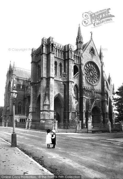 Photo of Arundel, St Philip Neri Roman Catholic Church 1906