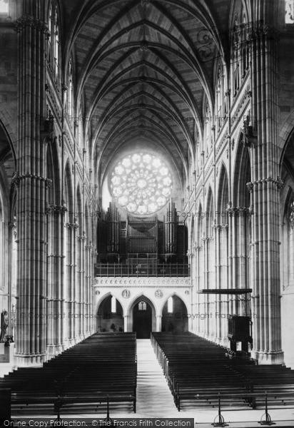 Photo of Arundel, St Philip Neri Roman Catholic Church Interior 1898
