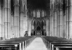 Arundel, St Philip Neri Roman Catholic Church Interior 1908
