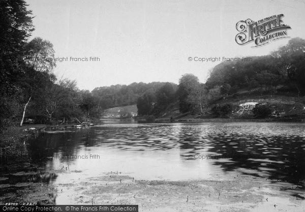 Photo of Arundel, Swanbourne Lake 1891