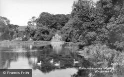Swanbourne Lake c.1930, Arundel
