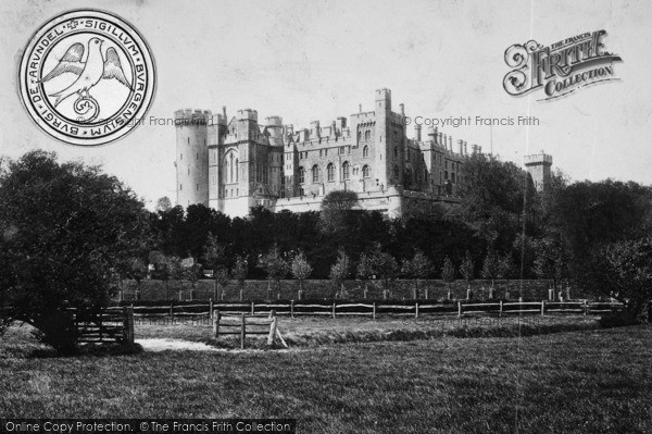 Photo of Arundel, The Castle 1900