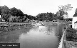 Arundel, The River Arun c.1960