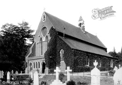 Ascot, All Saints Church 1901