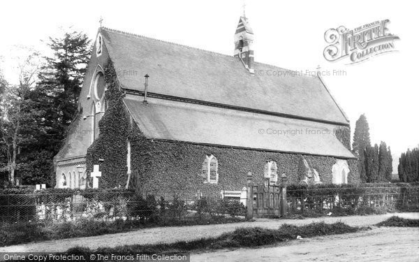Photo of Ascot, All Saints Church 1903