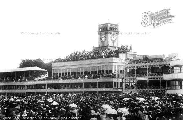 Photo of Ascot, Grandstand 1902