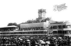 Ascot, Grandstand 1902