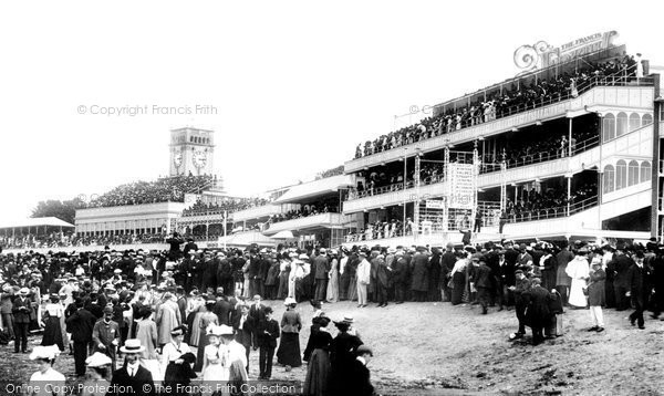 Photo of Ascot, Grandstand 1902