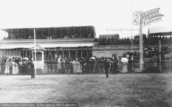 Photo of Ascot, Grandstand c.1900