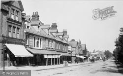 Ascot, High Street 1901