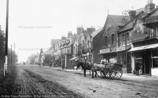 Photo of Ascot, High Street 1903