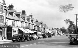 Ascot, High Street 1957