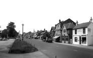 Ascot, High Street c1960
