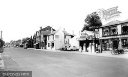 Ascot, High Street c.1960