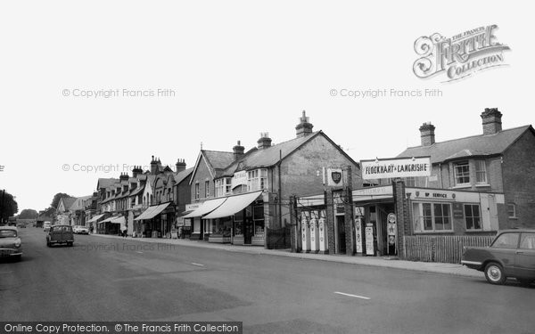 Photo of Ascot, High Street c.1966