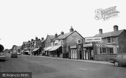 Ascot, High Street c.1966