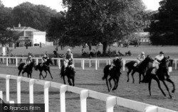 Ascot, Horse Racing c.1960