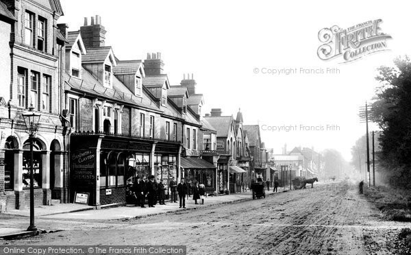 Photo of Ascot, Post Office 1903