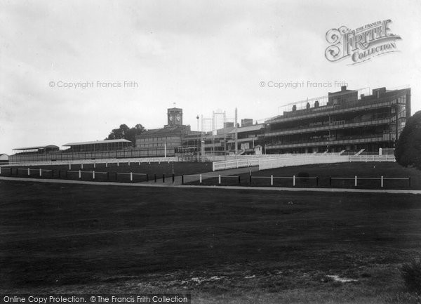 Photo of Ascot, Racecourse Grandstand 1934