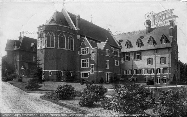 Photo of Ascot, St Mary's Convent 1901