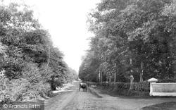 Ascot, Swinley Road 1906