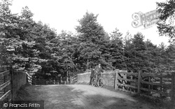 Ascot, Swinley Road Bridge 1906