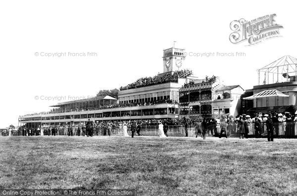 Photo of Ascot, The Grandstand 1901